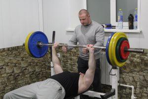 Персональная силовая тренировка